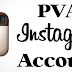 PVA Instagram account only 2usd