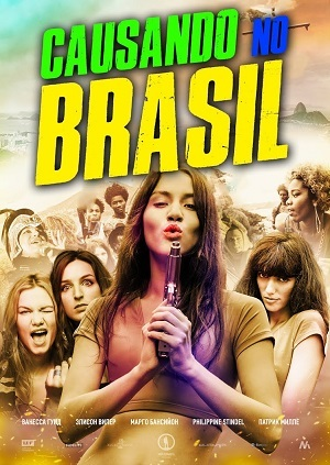 Causando no Brasil Filmes Torrent Download capa
