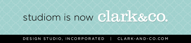 studiom is now clark and company.