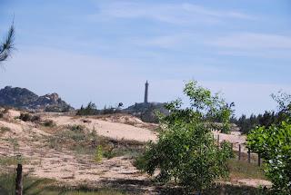 Le phare de Ke Ga