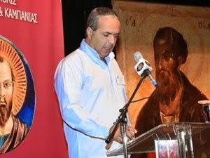 ''Ο Απ. Παύλος και η διαχείριση κρίσεων'': Διάλεξη του Ν. Λυγερού στη Βέροια (βίντεο).