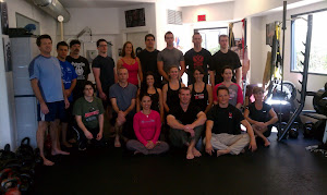 Kettlebell Muscle Seminar October 2011