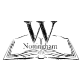 week for peace image - logo of Waterstones Nottingham