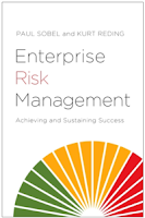 Copertina del libro Enterprise Risk Management: Achieving and Sustaining Success