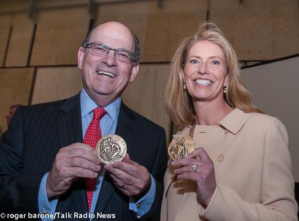 joseph neubauer amp aileen kennedy roberts winners of 2011 philadelphia
