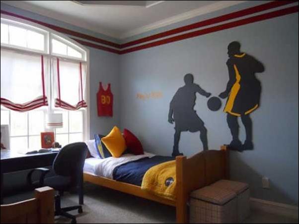 Teen Theme Bedrooms 81