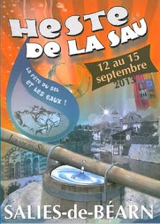 Fête du sel 2013 à Salies-de-Béarn