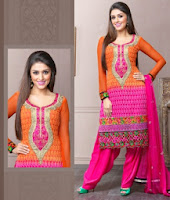 Indian Designer Anarkali Dresses