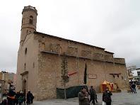 L'església neoclàssica de Sant Hilari