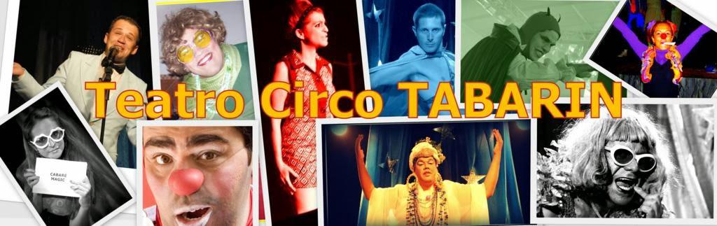 Cia Teatro Circo Tabarin