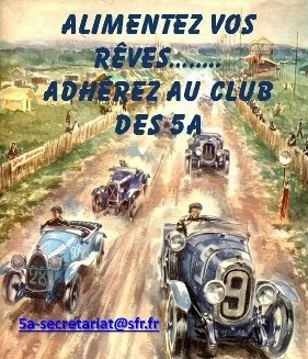 Vous possédez un véhicule de collection, vous habitez l'Aude - Rejoignez-nous !!