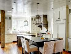 Country Farmhouse Kitchen Design