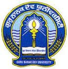 Jobs of Professor, Associate Professor  in Guru Nanak Dev University