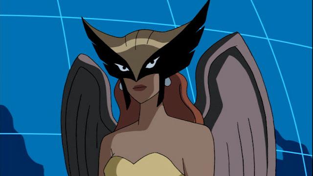Hawkgirl - Justice League