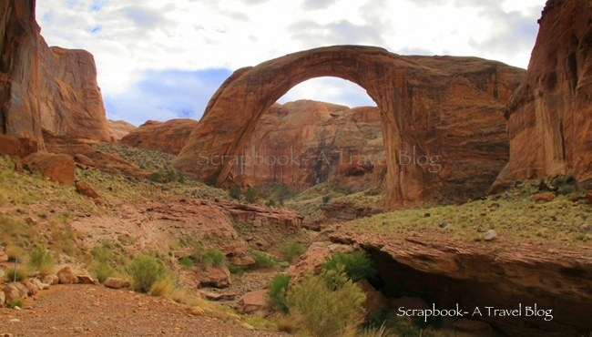 Rainbow Bridge National Monument Utah