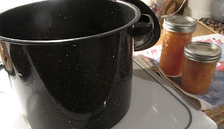 two small jars of applesauce-Vickie's Kitchen and Garden