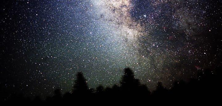 Ver estrellas que ya no existen.