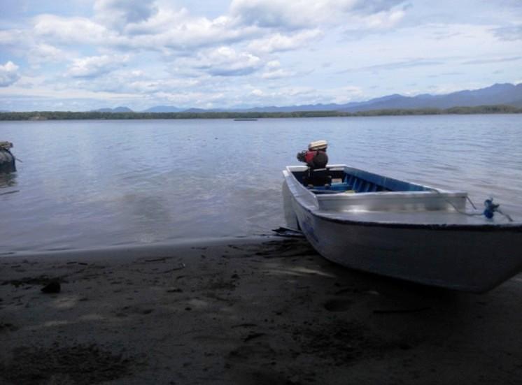 perahu balaq balaq mampie