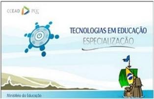 Pós graduada pela PUC-Rio em 2010