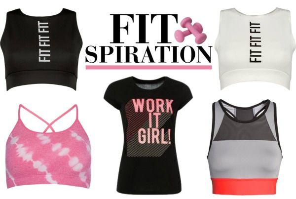 Fitspiration Cute and Affordable Active Wear