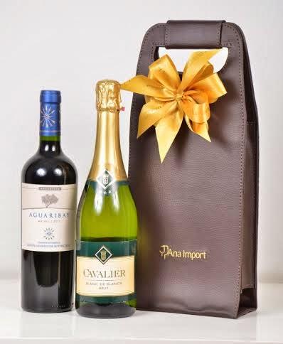 Ana Import: Kit de Vinhos