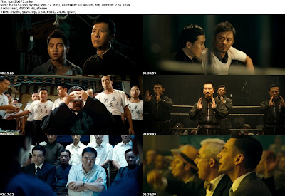 Download Ip Man 2 (2010) BDRip | 720p