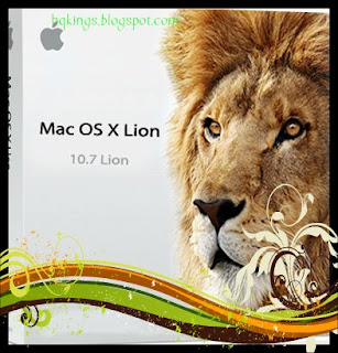 Mac OS X Lion 10.7.5 DMG Overview
