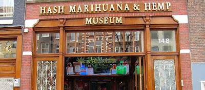Museum yang Tidak Biasa di Belanda, Museum Ganja