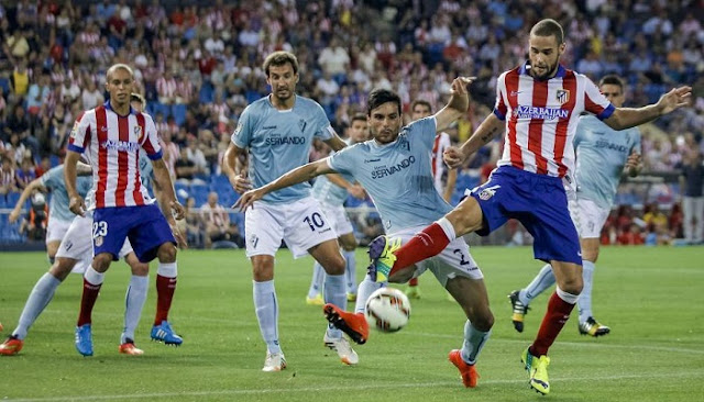 Eibar vs Atletico Madrid en vivo
