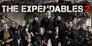 The Expendables 2 Movie All Characters Poster HD Wallpaper