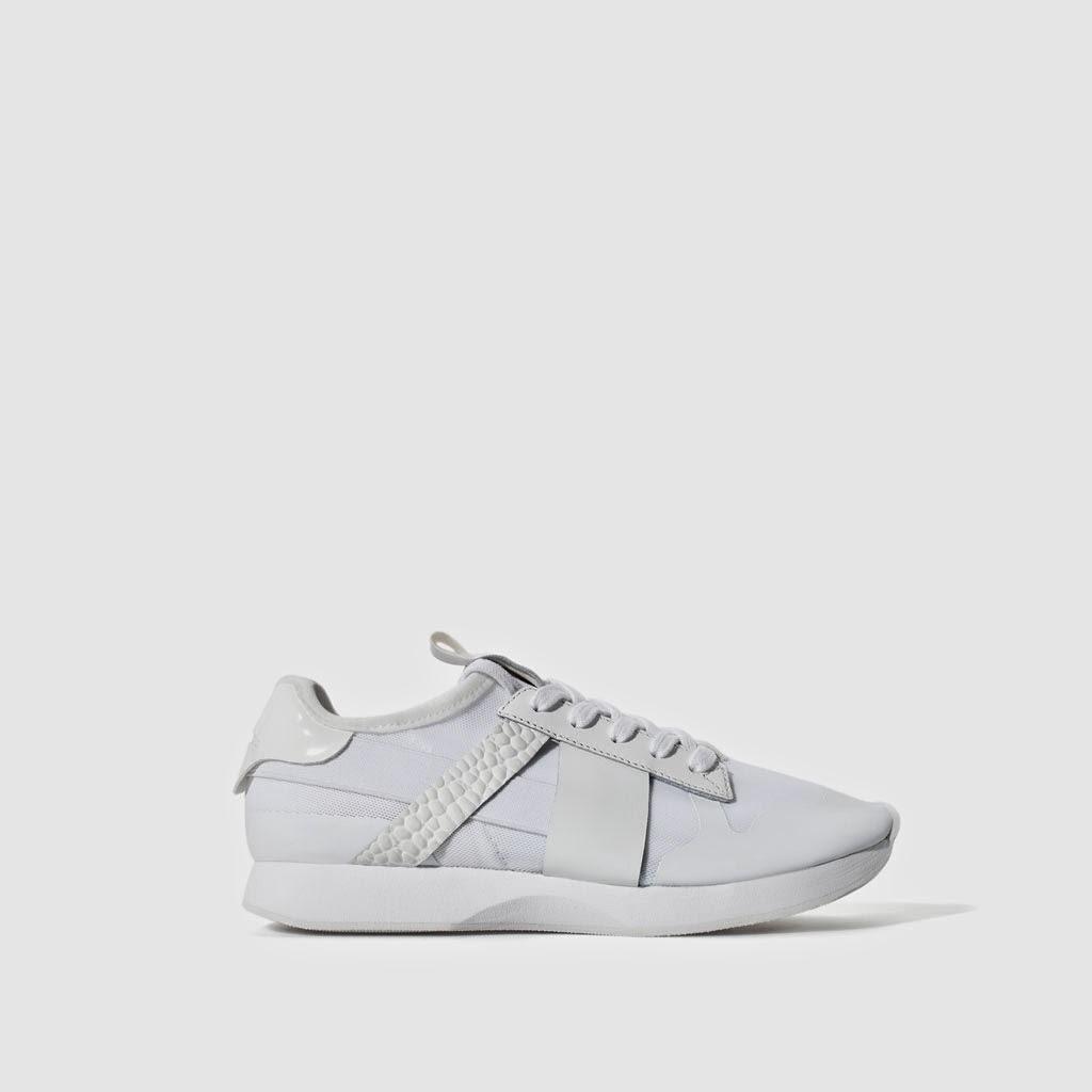 Sneakers, deportivas, Zara, white, sporty, street style, fashion style