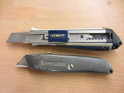 Miniature Modelling Craft Knives