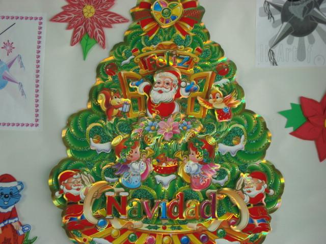 Para la elaboracion del periodico mural mes de diciembre for Contenido del periodico mural