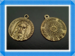 Medalha da Sagrada Face de Jesus