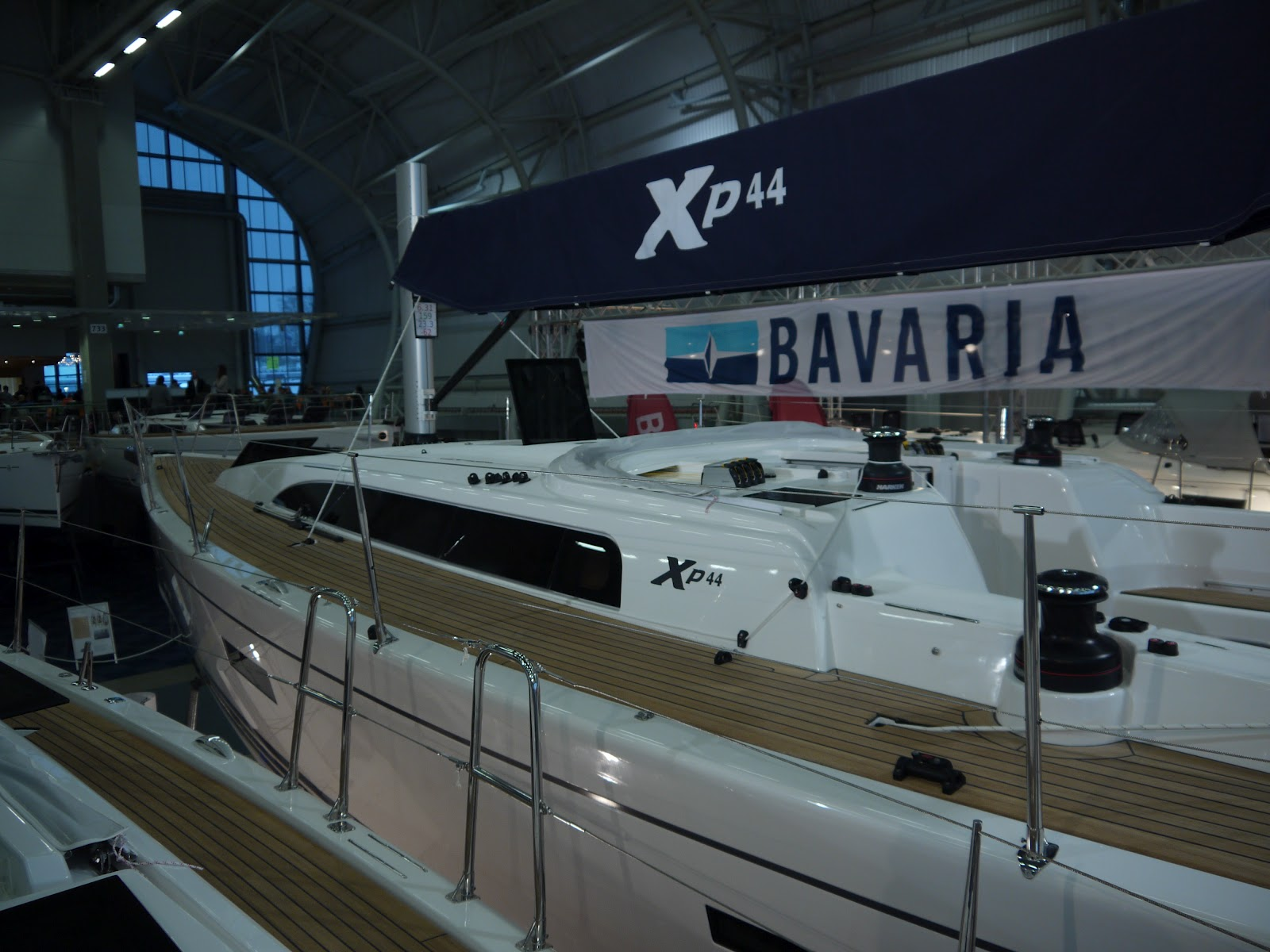X-yachts introduced the new luxury performance cruisers Xp 38 and Xp44, ...