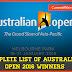 Complete list of Australian Open 2016 Winners - PDF Download