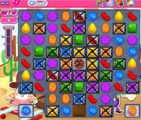 Candy Crush Saga 449