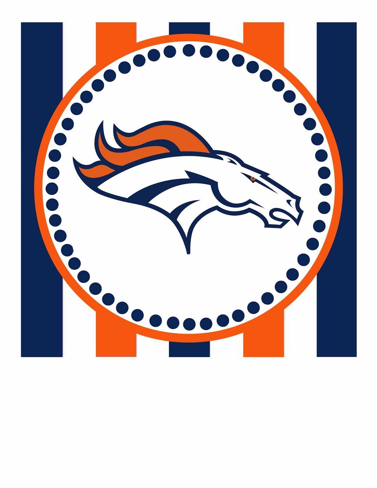 Denver Broncos Printables | JEN SEVERN