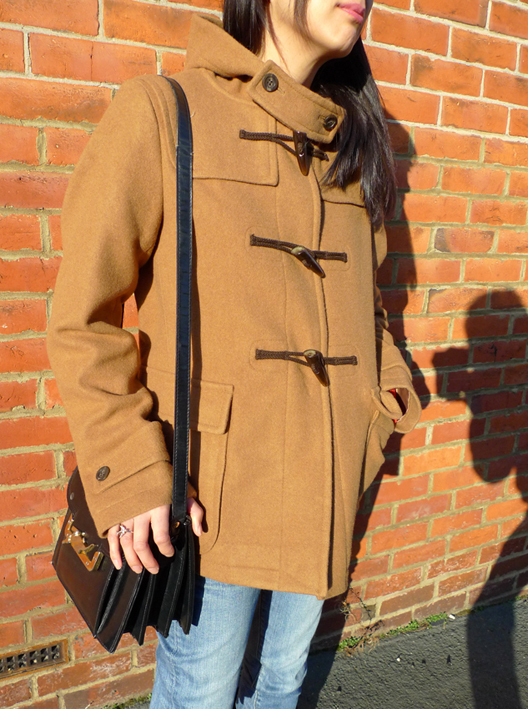 bargainista fashionista: Uniqlo's £40 duffle coat
