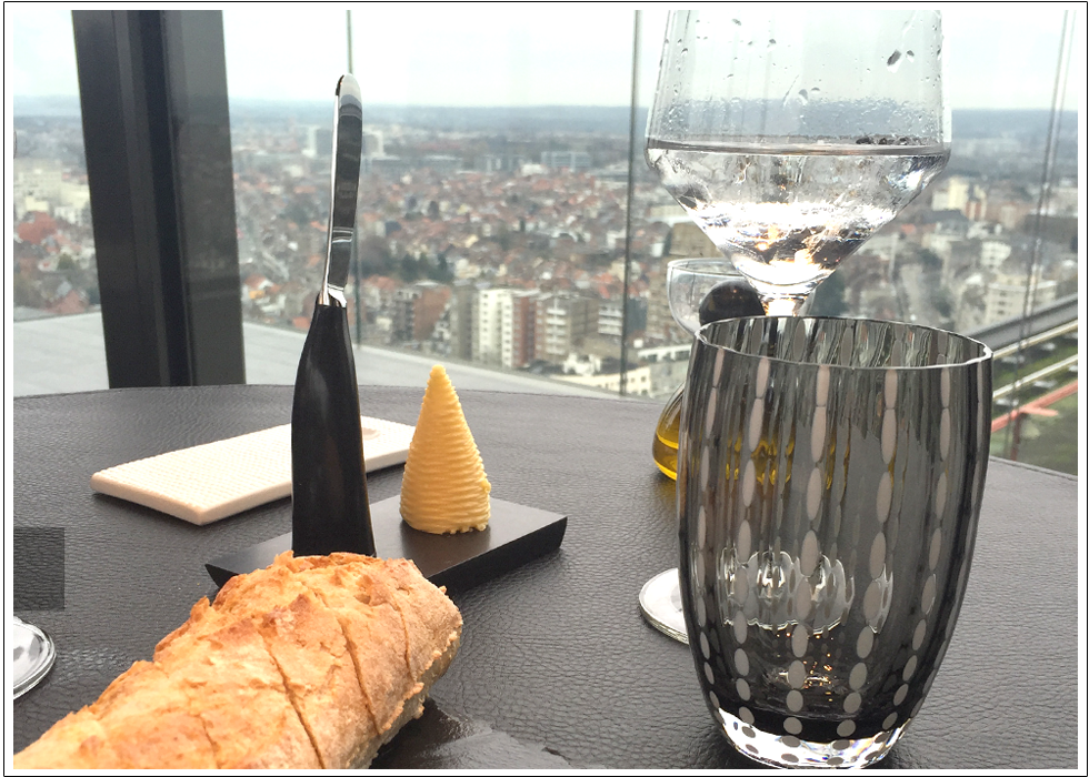 Villa in the sky, Travel, it-places, restaurant, brussels, michelin star, la villa loraine,