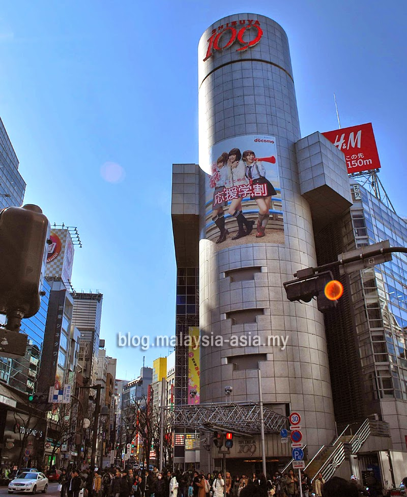 Shibuya Photograph