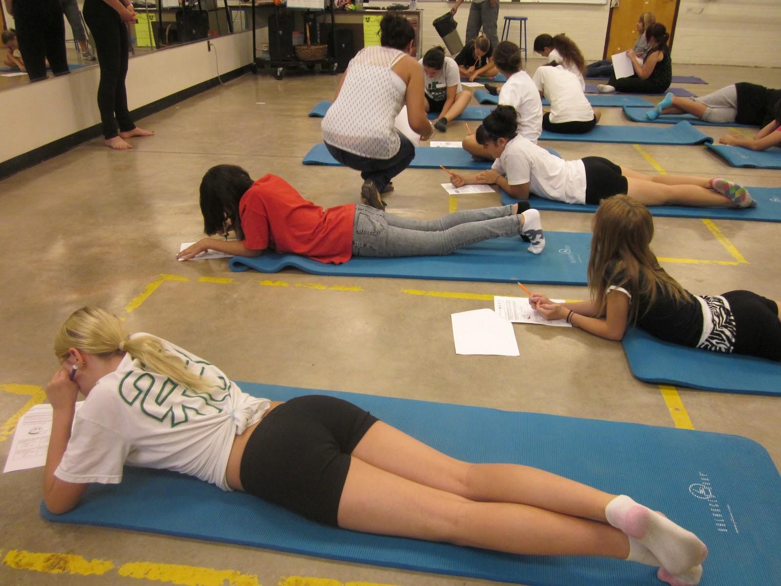 Image Gallery junior high yoga pants
