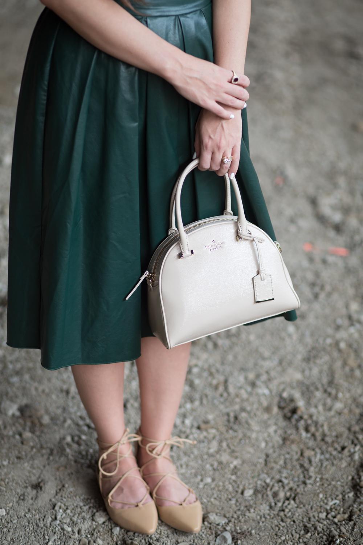 Kate Spade Nude Handbag
