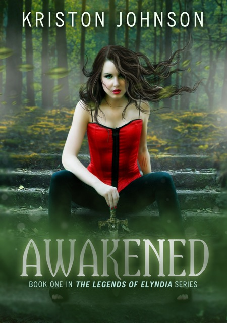 Awakened by Kriston Johnson Cover Reveal