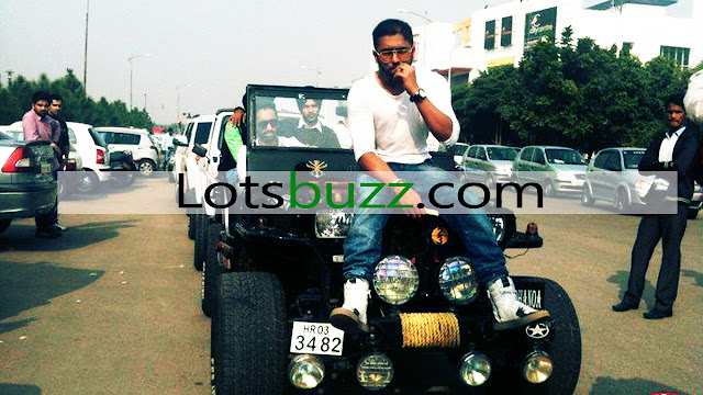Honey Singh New Photos