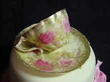 Sugarpaste Teacup
