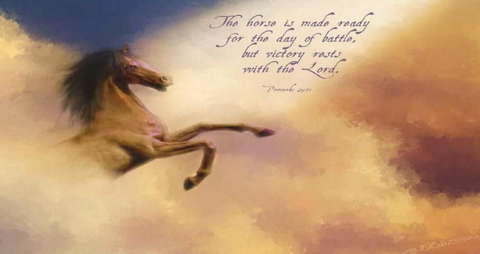 proverbs 21 31 kjv