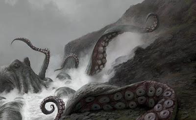 Legenda Kraken, Sang Penguasa Lautan Dalam