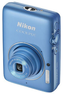 Nikon Coolpix S02, digital camera, compact system camera, new camera, creative filters, creative image