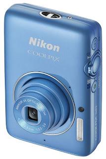Nikon Coolpix S02, digital camera, compact system camera, new camera, creative filters, creative image